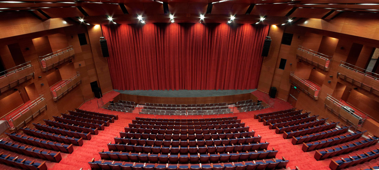 Teatro las condes gala kramer fundación hypatia