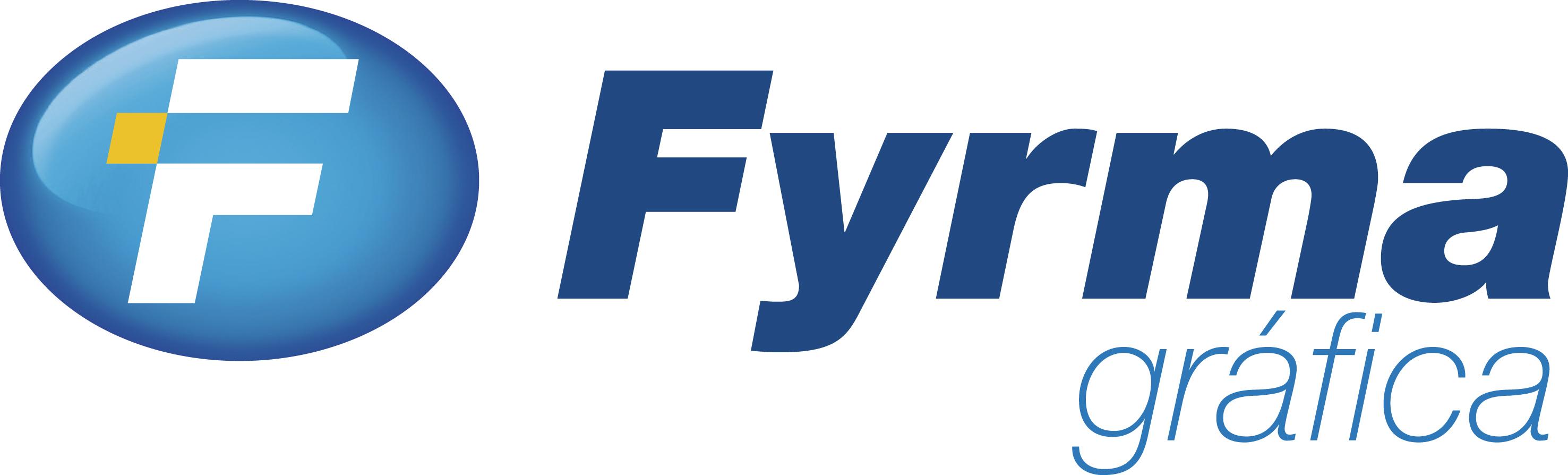 Logo Fyrma grafica